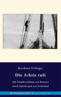 Cover Die Arktis ruft