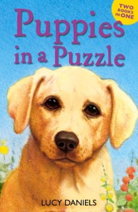 Cover Puppies in a Puzzle