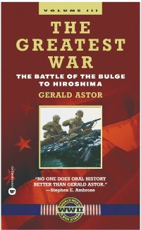 Cover Greatest War - Volume III
