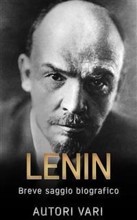 Cover Lenin - breve saggio biografico