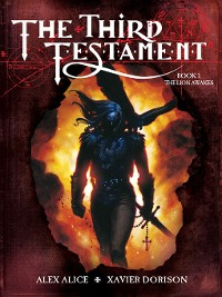 Cover The Third Testament, Issue 1
