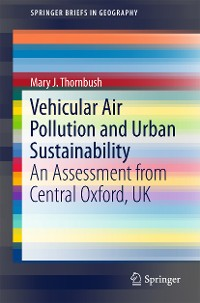 Cover Vehicular Air Pollution and Urban Sustainability
