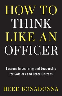 Cover How to Think Like an Officer