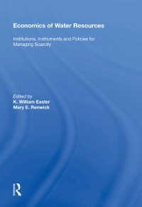 Cover Economics of Water Resources