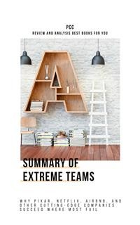 Cover Summary of Extreme Teams