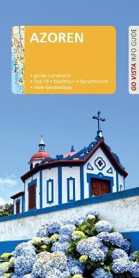 Cover GO VISTA: Reiseführer Azoren