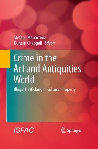 Cover Crime in the Art and Antiquities World