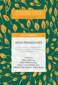Cover Wild Pedagogies