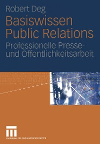 Cover Basiswissen Public Relations