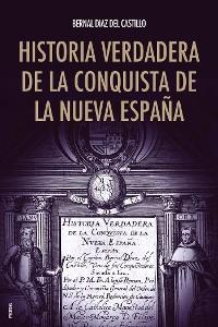Cover Historia verdadera de la conquista de la Nueva España