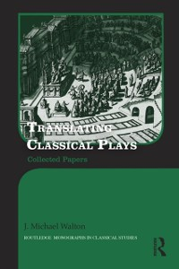 Cover Translating Classical Plays