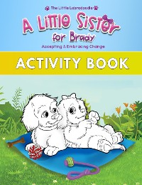Cover A Little Sister for Brady Activity Book