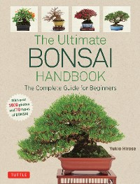 Cover The Ultimate Bonsai Handbook