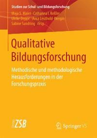 Cover Qualitative Bildungsforschung
