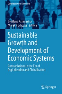 Cover Sustainable Growth and Development of Economic Systems