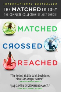 Cover Matched Trilogy