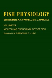 Cover Molecular Endocrinology of Fish