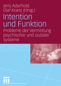 Cover Intention und Funktion