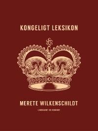 Cover Kongeligt leksikon