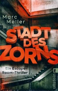 Cover Stadt des Zorns