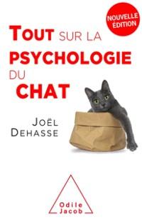 Cover Tout sur la psychologie du chat