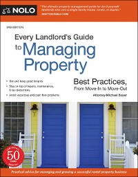 Cover Every Landlord's Guide to Managing Property
