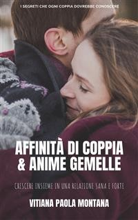 Cover Affinità di Coppia e Anime Gemelle