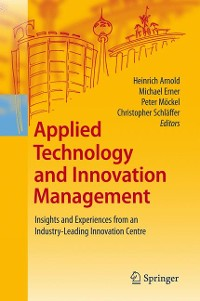 Cover Applied Technology and Innovation Management
