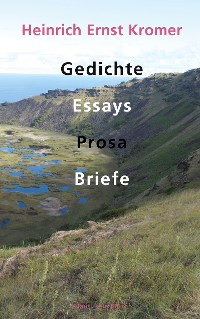 Cover Gedichte, Essays, Prosa, Briefe