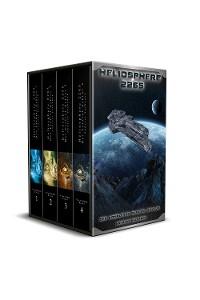 Cover Heliosphere 2265 - Der komplette Fraktal-Zyklus