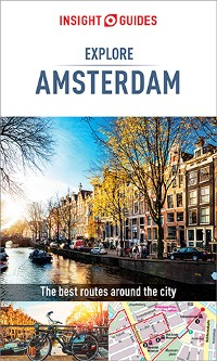 Cover Insight Guides Explore Amsterdam  (Travel Guide eBook)