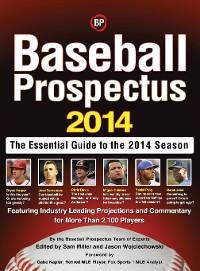 Cover Baseball Prospectus 2014