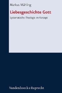 Cover Liebesgeschichte Gott