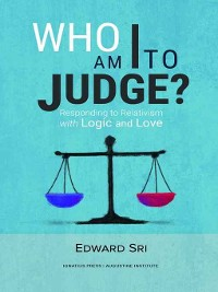 Cover Who Am I To Judge?