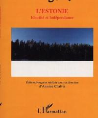 Cover Estonie: identite et independance