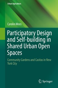 Cover Participatory Design and Self-building in Shared Urban Open Spaces