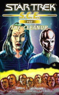 Cover Star Trek: The Cleanup