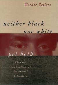 Cover Neither Black Nor White Yet Both
