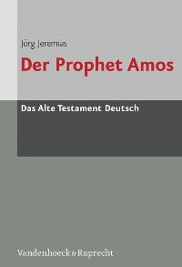 Cover Der Prophet Amos