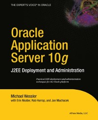 Cover Oracle Application Server 10g