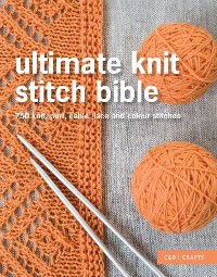 Cover Ultimate Knit Stitch Bible
