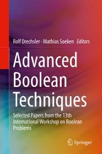 Cover Advanced Boolean Techniques