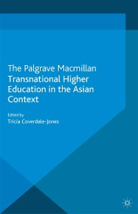 Cover Transnational Higher Education in the Asian Context