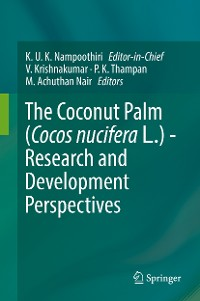 Cover The Coconut Palm (Cocos nucifera L.) - Research and Development Perspectives