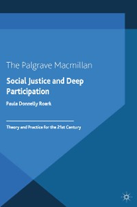 Cover Social Justice and Deep Participation