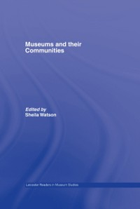Cover Museums and their Communities