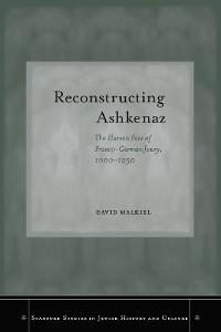Cover Reconstructing Ashkenaz