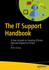 Cover The IT Support Handbook