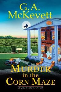Cover Murder in the Corn Maze