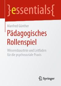 Cover Pädagogisches Rollenspiel
